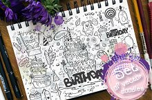 Doodles - Birthday. vol.2