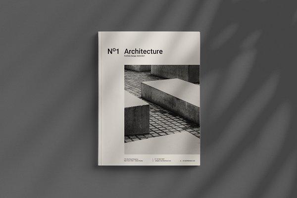 Templates - Architecture Brochure