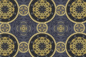 3 Greek Seamless Patterns