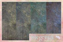 Experimental Digital Art Textures