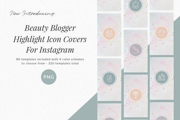 Blogger Highlights for Instagram