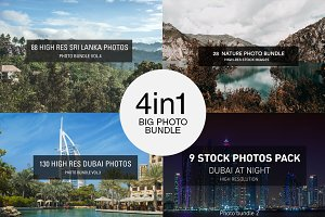 4in1 Big Photo Bundle + Bonus