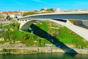 Panorama Porto, Arrabida Bridge