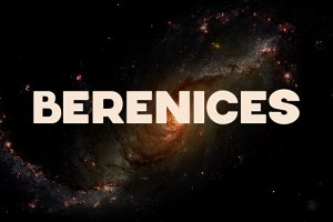 Berenices Font