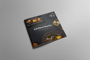 Cookbook - Kitchen Stories