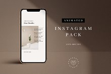Animated Lists & Tips Instagram Pack