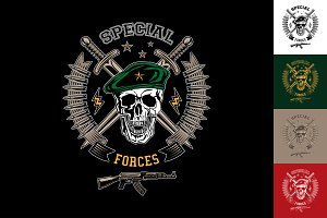 Spesial forces emblem