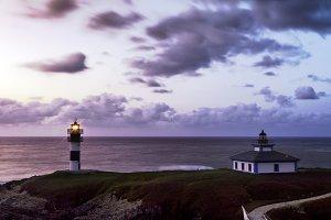 Isla Pancha lighthouse