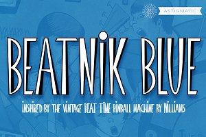 Beatnik Blue AOE Family