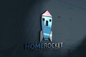 Home Rocket Logo