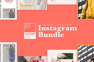 Pantone Instagram Bundle