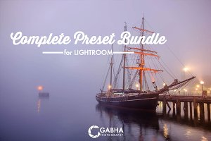 Complete Preset Bundle for Lightroom