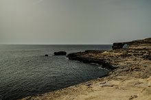 Sea view to Azure window natural arc by  in Nature