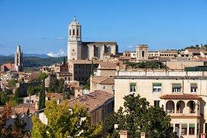 Girona Cityscape