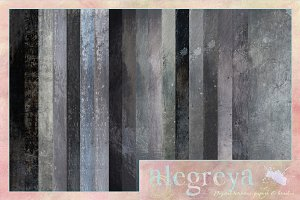 Gesso Digital Art Textures