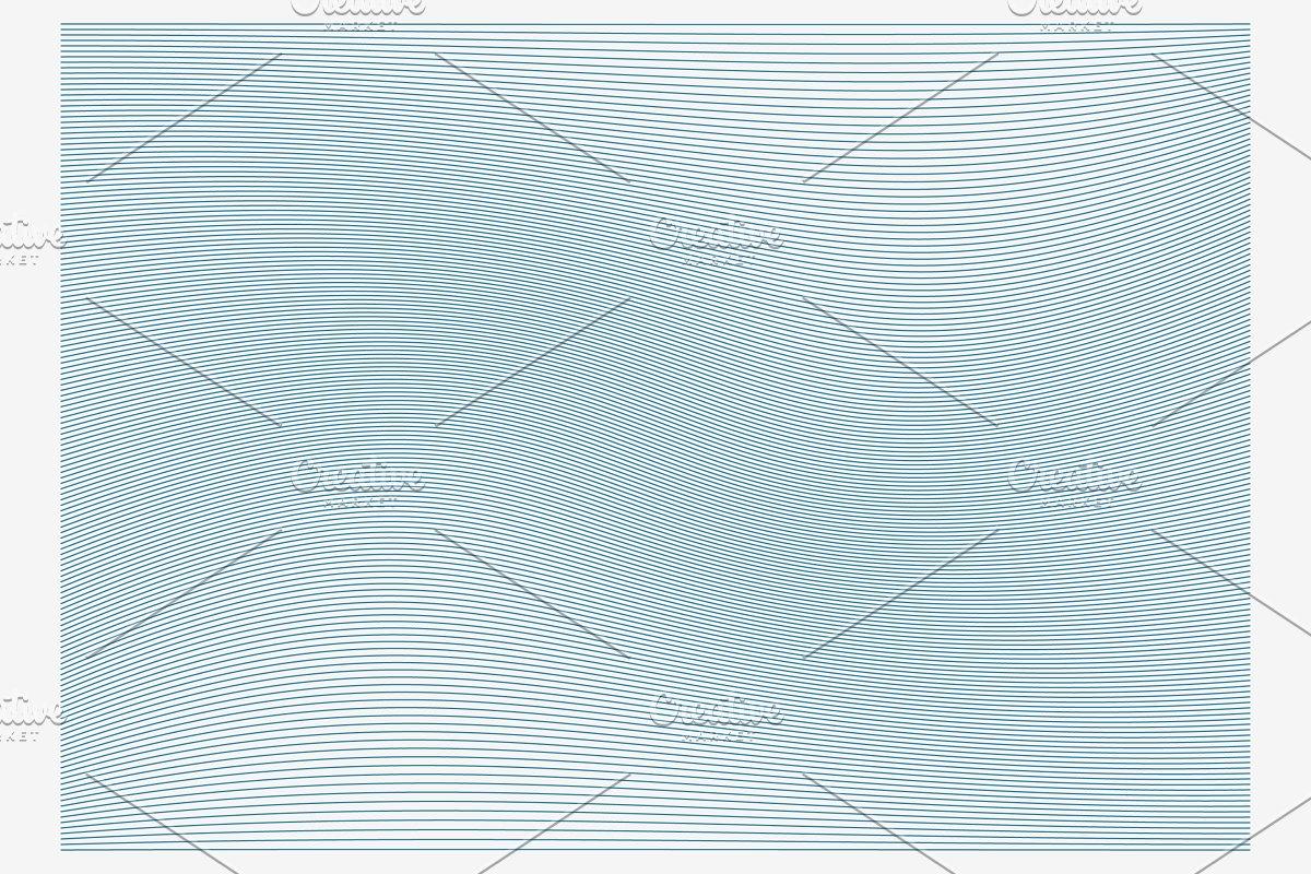 Guilloche background  Grid