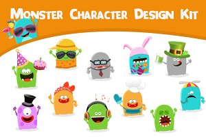 Monster Design Kit