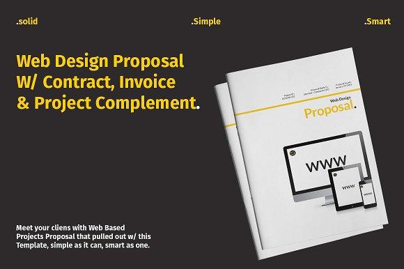 Web Design Proposal W/ Complement