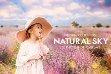 Natural Sky Overlays Photoshop by  in Plugins