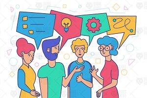 Creative Idea Discussion