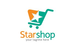 Shop Logo Template
