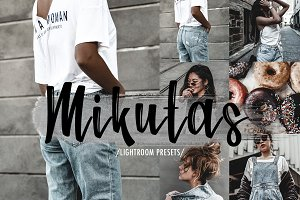 BLOGGER @MIKUTAS LIGHTROOM PRESETS