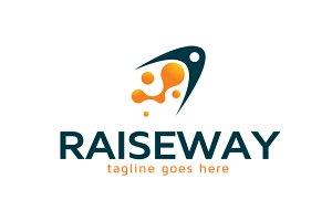 Raiseway/ Speed Logo Template