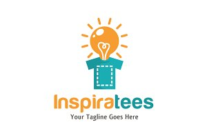 Inspiration Tees Logo Template