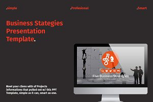 Business Strategies PowerPoint