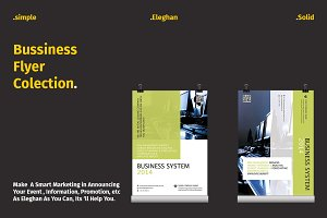 8In 1 Business Flyer