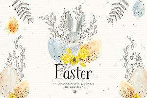 Easter - Watercolor Set