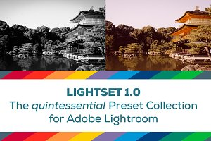 LIGHTSET Essential Lightroom Presets