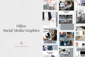 Office Instagram Posts