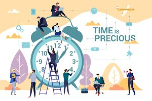The importance of time in business