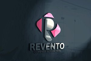 Revento R Letter