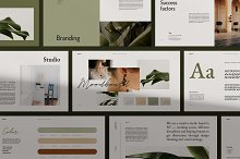 CHLOVIA-Powerpoint Brand Guidelines by  in Presentations
