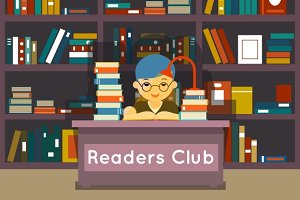 Readers club