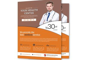 Medical & Health Flyer