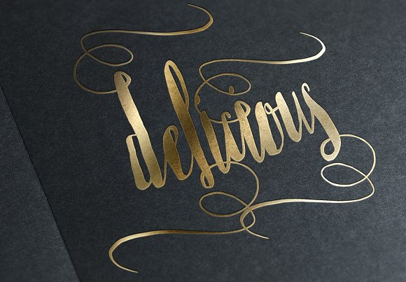 Saltywaters Type Script -20% OFF in Script Fonts - product preview 5