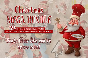 Christmas MEGA BUNDLE