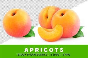 Apricots or peaches