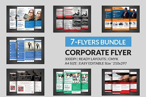 Corporate Flyer Bundle