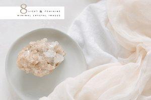 Feminine Crystal Image Pack