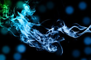 Smoke abstract
