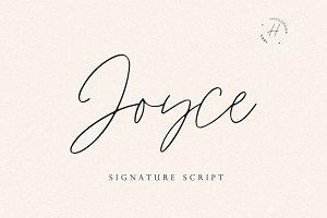 JOYCE SCRIPT