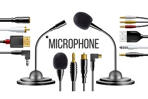 Microphone For Clothes, Voice