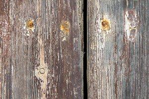 Brown board of wooden slats (4)
