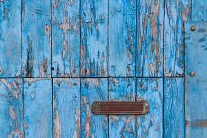 Board of wooden slats (10)
