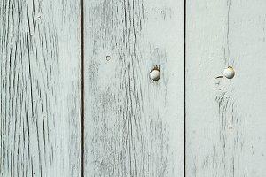 Green board of wooden slats (14)