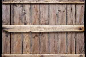 Board of wooden slats (22)
